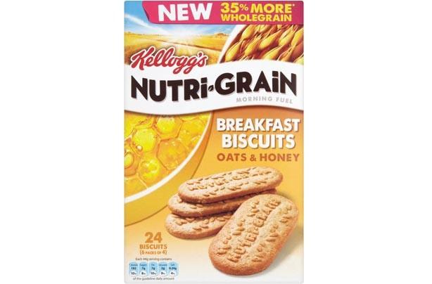 Nutri Grain Breakfast Bakes Nutri Grain Breakfast Biscuits