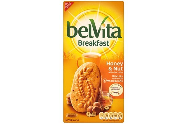 BelVita breakfast