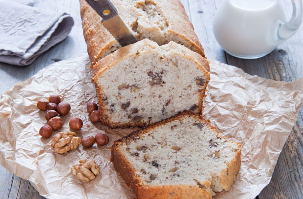 Country nut loaf recipe - goodtoknow