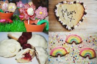 17 new ideas for Mother's Day biscuits