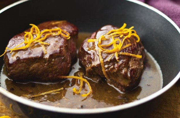 Venison Steaks In Marsala Recipe Goodtoknow