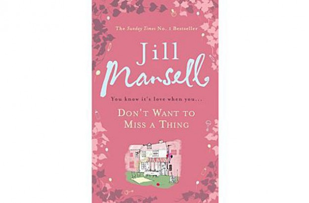 Don't Want To Miss A Thing by Jill Mansell