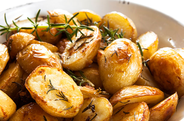 how to cook roast potatoes in airfryer