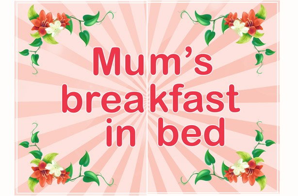 Mother 39 s day breakfast ideas goodtoknow for Good ideas for mother s day breakfast in bed