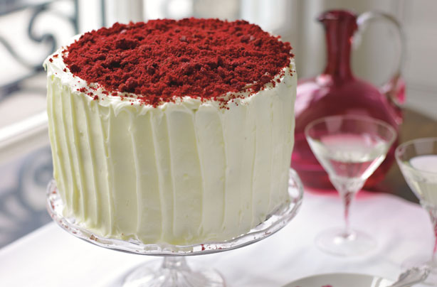 Red Velvet Cake Design Ideas : Stacie Stewart s red velvet cake recipe - goodtoknow