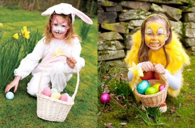 Easter face painting designs - goodtoknow