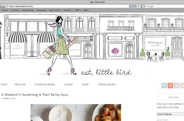 Eat little bird blog