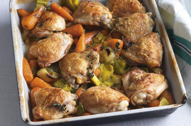 Farmhouse chicken braise recipe - goodtoknow