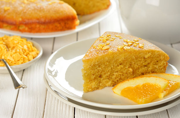 Recipes for marmalade cake