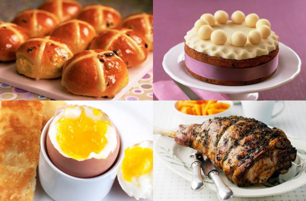 Easter food traditions