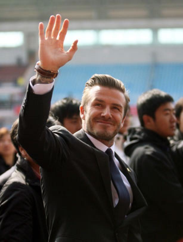 David Beckham - 2013