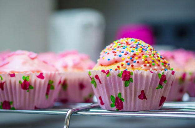 Sprinkle Fairy Cakes Recipe Goodtoknow