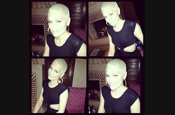 Jessie J blonde
