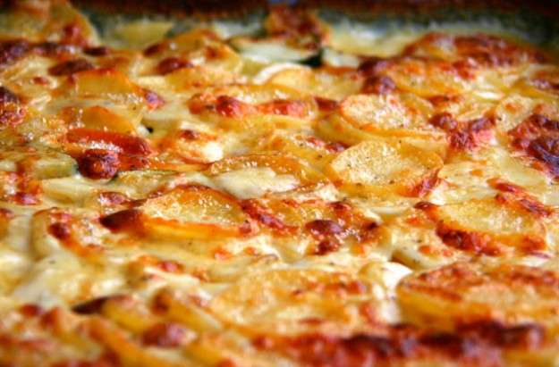 Root vegetable gratin recipe - goodtoknow