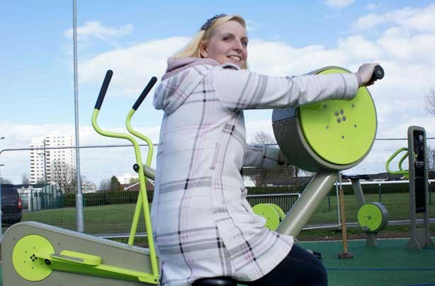 Health money saving The Great Outdoor Gym Company