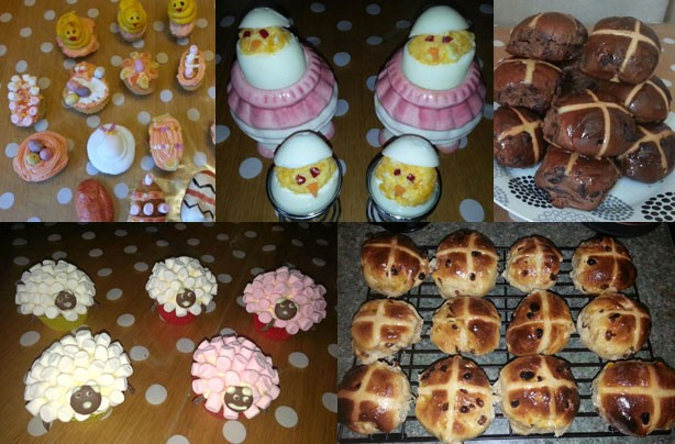Your Easter treat pictures