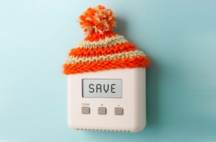 Save on heating bills