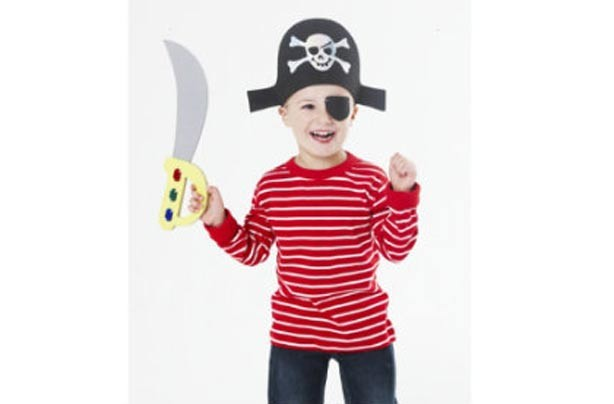 ELC pirate set