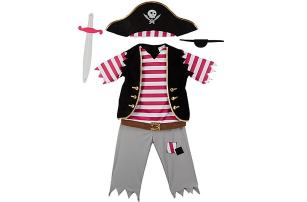 John Lewis pirate outfit