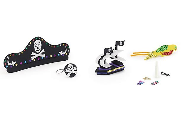 John Lewis pirate set