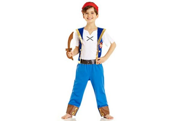 Disney Jake and the Neverland outfit