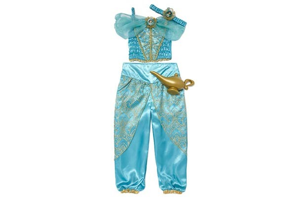 Asda Princess Jasmine fancy dress costume