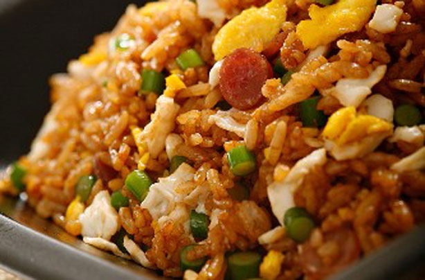 Sausage fried rice recipe - goodtoknow