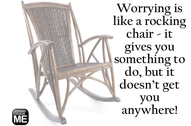 Rocking chair quote