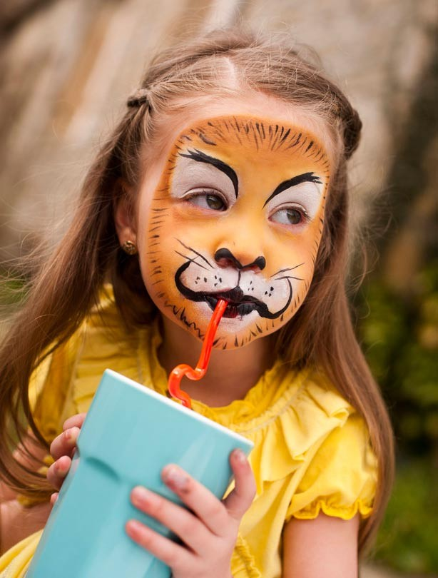 Lion_King_Face_Painting http://www.goodtoknow.co.uk/wellbeing/galleries/34828/lion-face-paint