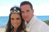 Katie Price wedding pic 2