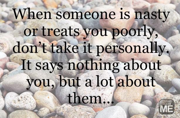 Nastiness quote