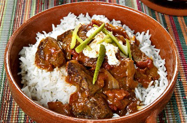 Beef goulash recipe - goodtoknow