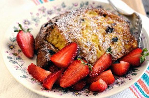 Panettone French toast recipe - goodtoknow