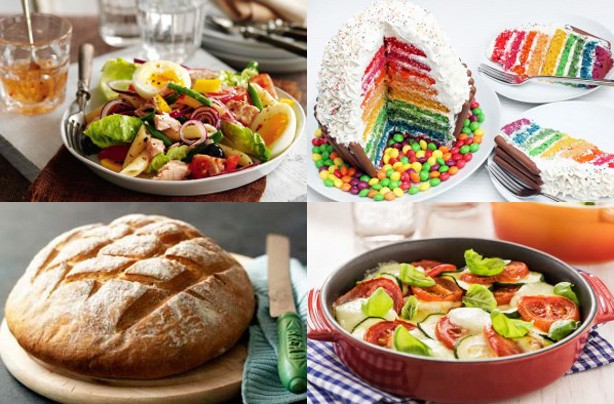 Top 20 recipes for May 2013