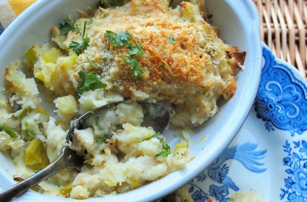 lavender and lovage - Fish pie