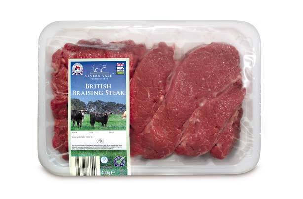 Aldi Severn Valley British Braising Steak