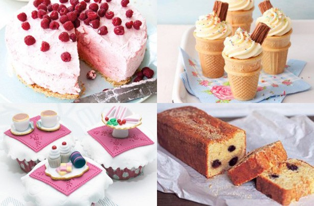 Top cake recipes for May 2013