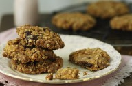 However you crave your chocolate fix, these cookies are guaranteed to hit the spot. This recipe makes 20 cookies. Make batches of them and freeze.