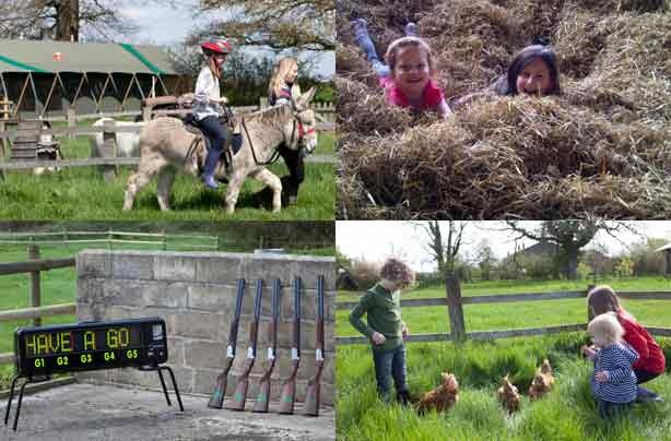 Glamping Mill Farm Wiltshire activities