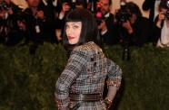 Madonna&#039;s dress disaster! 