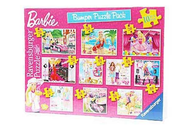 Barbie Jigsaw