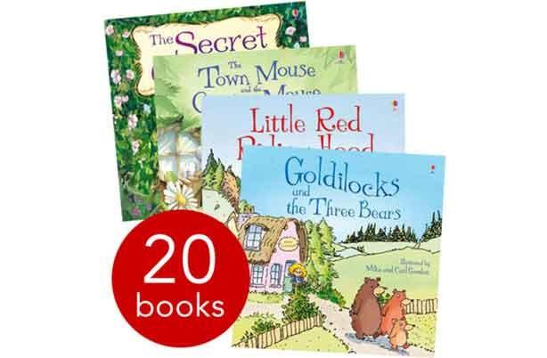 Book People book set