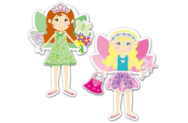 Galt fairy set
