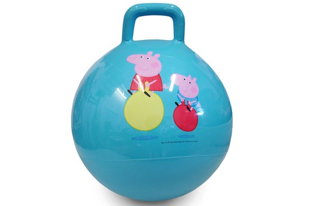 Peppa Pig bouncer