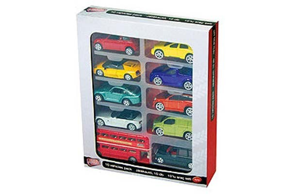 Tesco car set