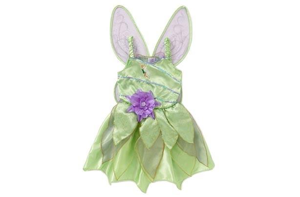 Asda Tinkerbell costume