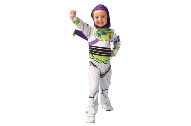 redhotfancydress Buzz Lightyear costume