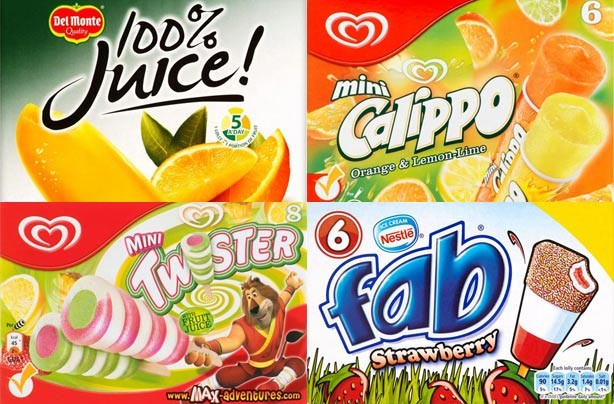 Ice lollies and ice creams: The best and worst revealed!