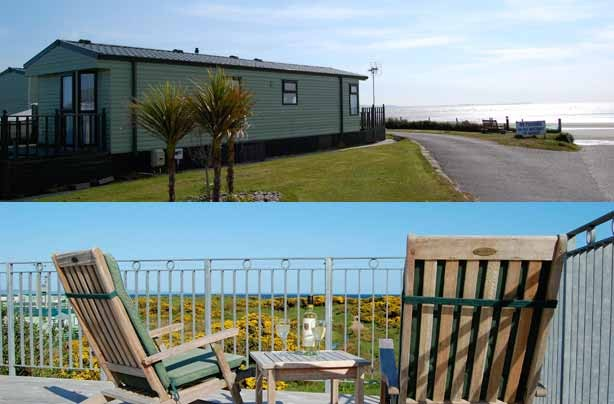 Budget holiday parks Scotlands Sands of Luce Dumfries Galloway