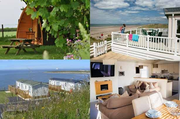 Budget family holiday parks in the UK